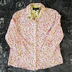 {Jones New York} Button Up Shirt